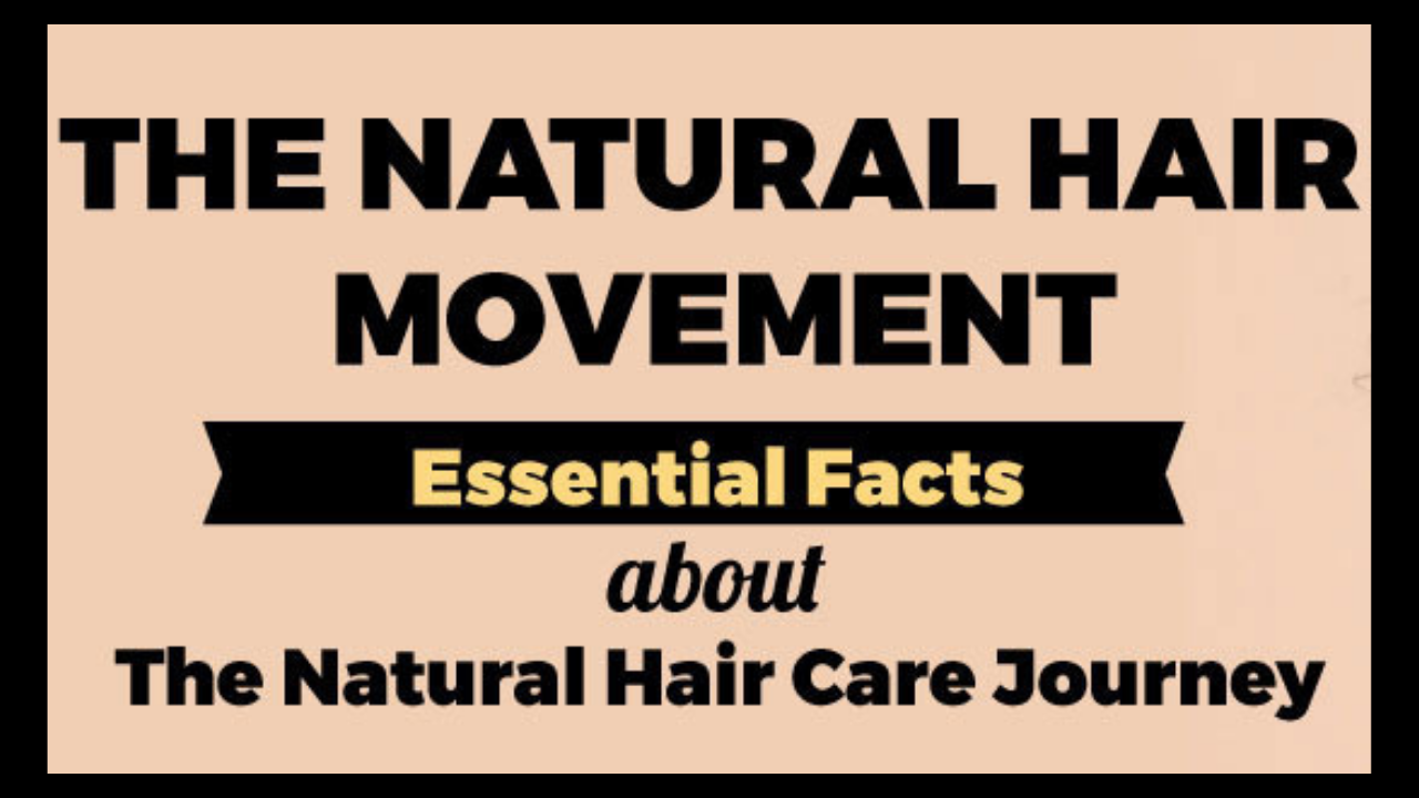 Luxju Natural Hair Movement Image