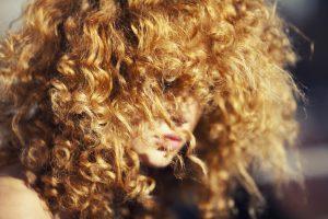 Luxju - Curly Hair Redhead