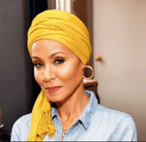 Actor Jada Pinkett Smith
